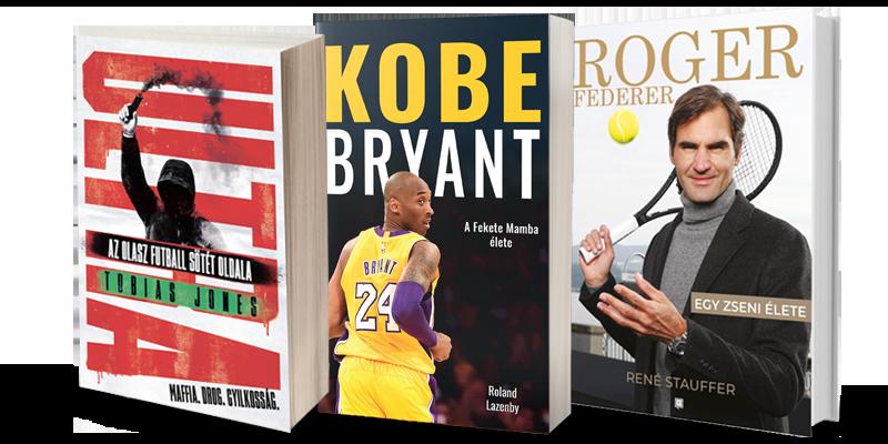 hírlevél feliratkozás sportkönyvek.hu könyvajánló