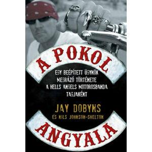 A pokol angyala  Egy beépített ügynök megrázó története a Hells Angels motorosbanda tagjaként
