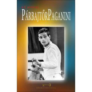 Párbajtőr Paganini  Kulcsár Győző