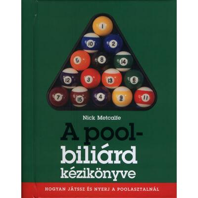 A pool-biliárd kézikönyve