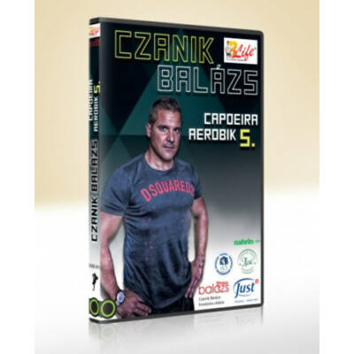 Czanik Balázs - Capoeira Aerobik 5. - DVD