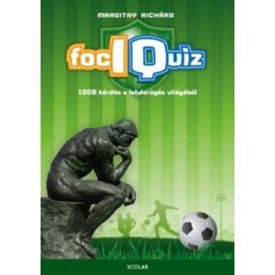 FocIQuiz - 1356 kérdés a labdarúgás világából