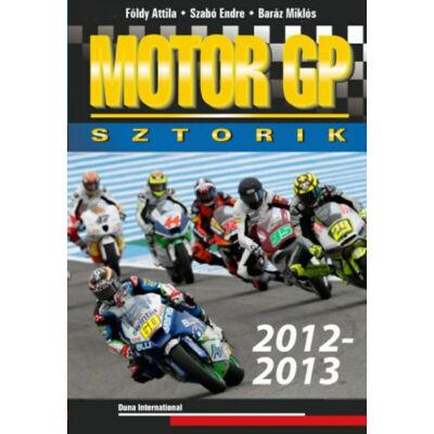 Motor GP Sztorik 2012-2013