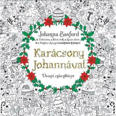 Karácsony Johannával      Johanna Basford