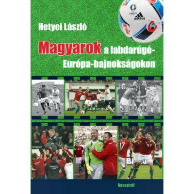Magyarok a labdarúgó-Európa-bajnokságokon