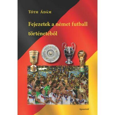 Fejezetek a német futball történetéből
