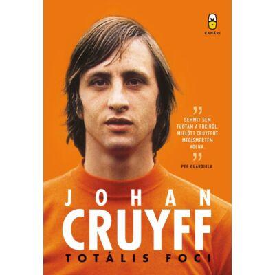 Totális foci   Johan Cruyff  Önéletrajz