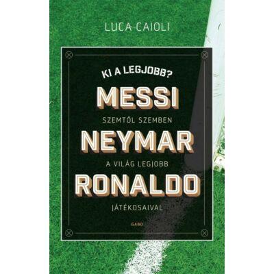 Ki a legjobb? - Messi, Neymar, Ronaldo