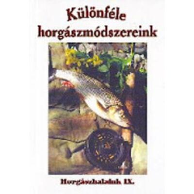 - Horgászhalaink IX.