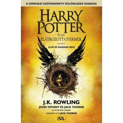 Harry Potter és az elátkozott gyermek     J. K. Rowling