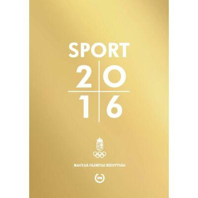 Sport 2016 -  M O B kiadványa