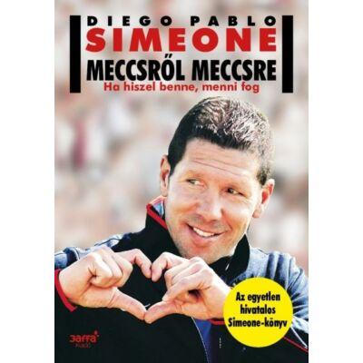 Meccsről meccsre   Diego Pablo Simeone