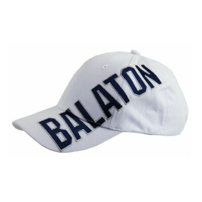 Balaton baseball sapka oldalt hímzett több színben