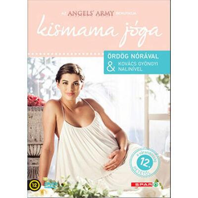 Kismama Jóga  Ördög Nórával       DVD