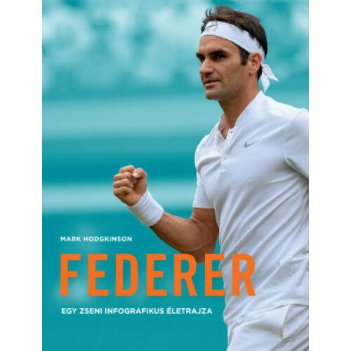 Federer - Egy zseni infografikus életrajza