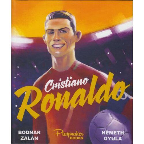 Cristiano Ronaldo – Képeskönyv