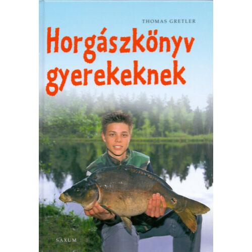 Horgászkönyv gyerekeknek