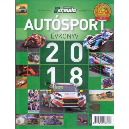 Autósport évkönyv 2018