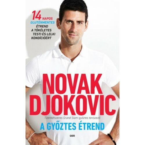 A győztes étrend Novak Djokovic