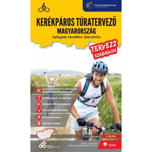 Kerékpáros túratervező - Magyarország
