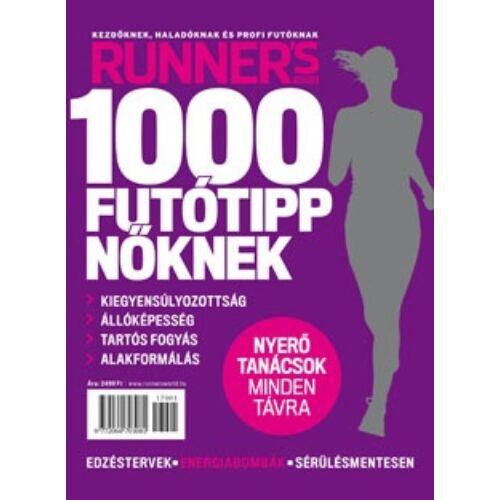 Runner's World - 1000 Futótipp nőknek