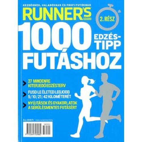 Runner's World - 1000 Edzéstipp futáshoz
