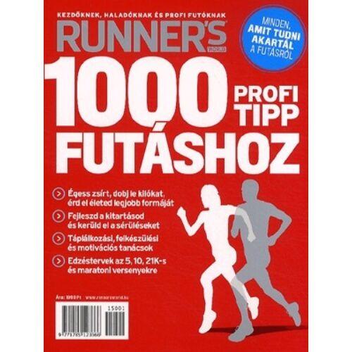 Runner's World - 1000 profi tipp futáshoz