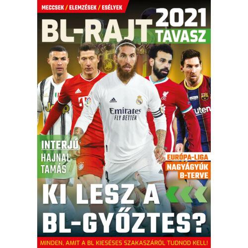 BL-RAJT 2021 TAVASZ  (limitált kiadás)