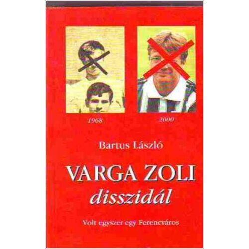 Varga Zoli disszidál