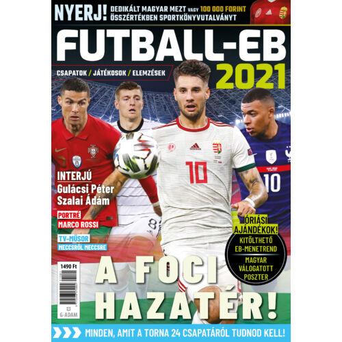 Futball-EB 2021 (beharangozó magazin)