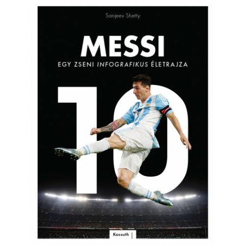 Messi - Egy zseni infografikus életrajza