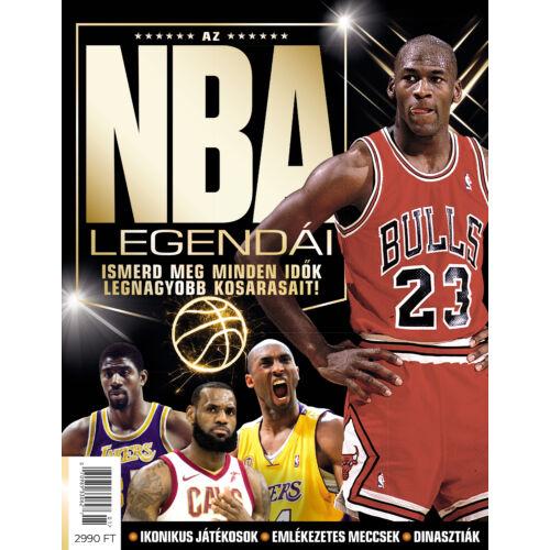 Az NBA legendái (bookazine)