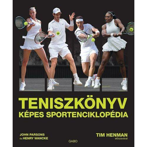 Teniszkönyv  - Képes sportenciklopédia