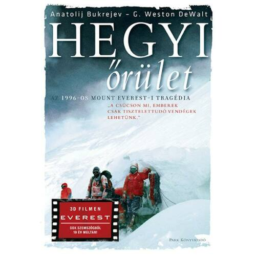 Hegyi őrület  Az 1996-os Mount Everesti tragédia