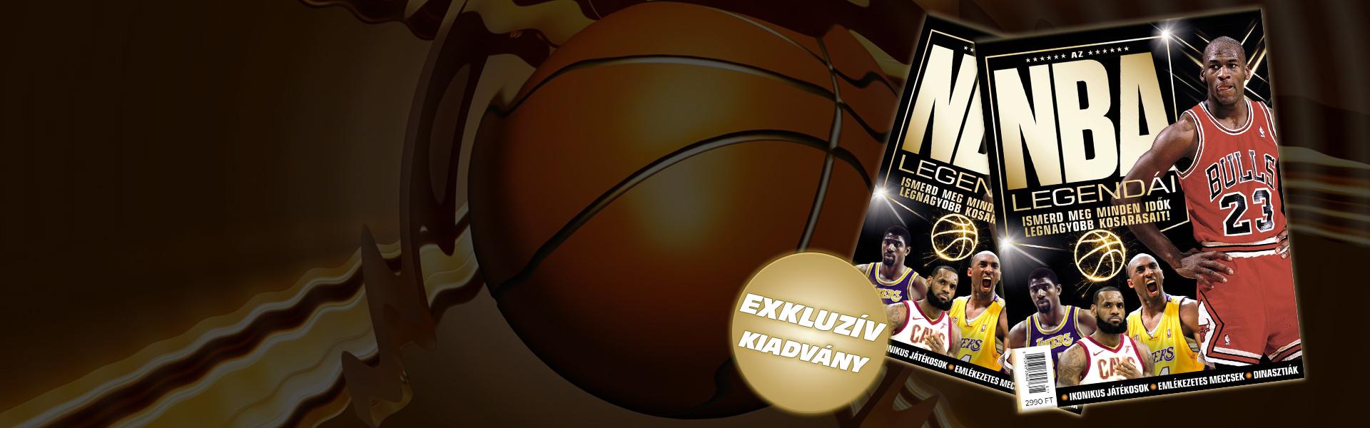 Az NBA legendái